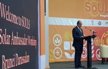 Mahatma Gandhi's 150th Birth Anniversary celebrations in Brunei Darussalam on 02 October 2019
