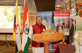 Organisation of Indian Food Festival in Brunei Darussalam