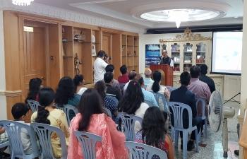 Press Release on Concluding Event on Gandhi @ 150