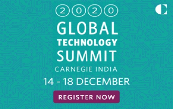 Global Technology Summit 2020 from 14-18 December 2020 and KnowledgeTransfer Workshops on 14 December 2020