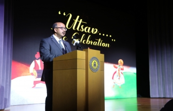 "High Commission of India in Brunei Darussalam organizes a Cultural Evening ""Utsav….The Celebration"" in Brunei on 23.1.2021"